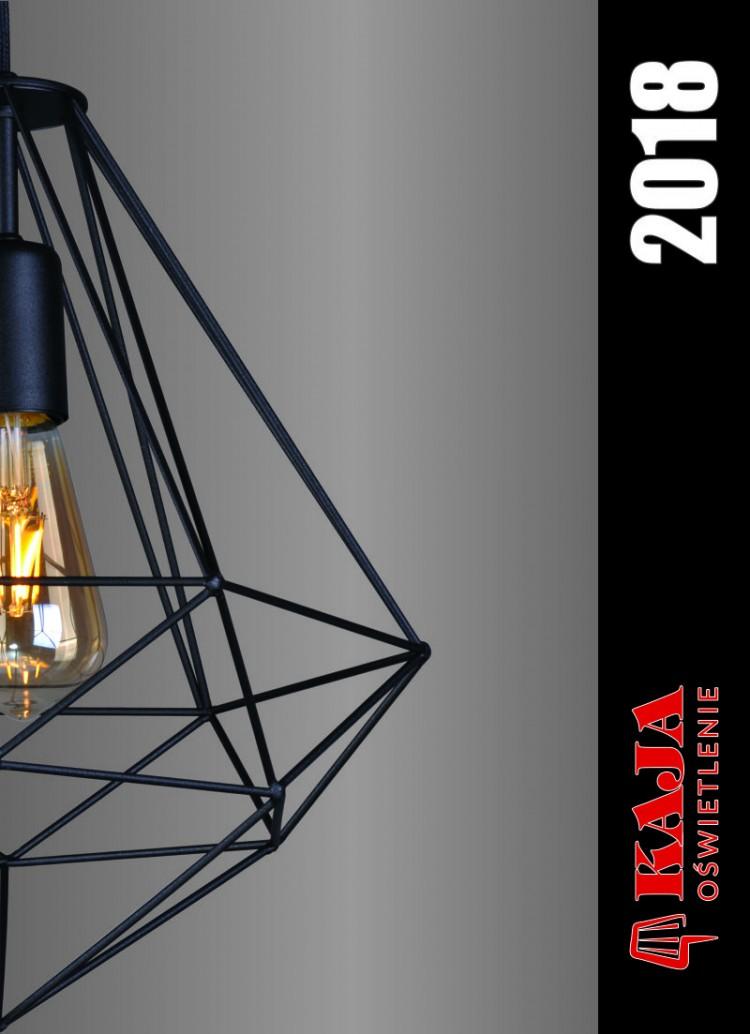 Nowy Katalog Kaja 2018 Kaja Oświetlenie