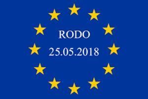 RODO  (Ogólne rozporządzenie o ochronie danych)
